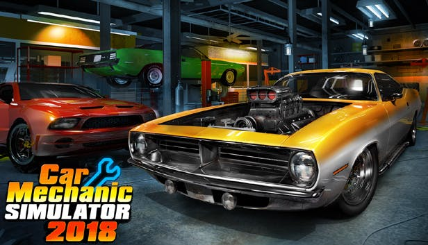 Buy Car Mechanic Simulator 2018 from the Humble Store