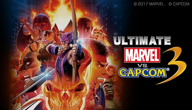 「Ultimate Marvel vs. Capcom 3」の画像検索結果