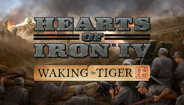 Buy Hearts of Iron IV: Waking the Tiger from the Humble Store