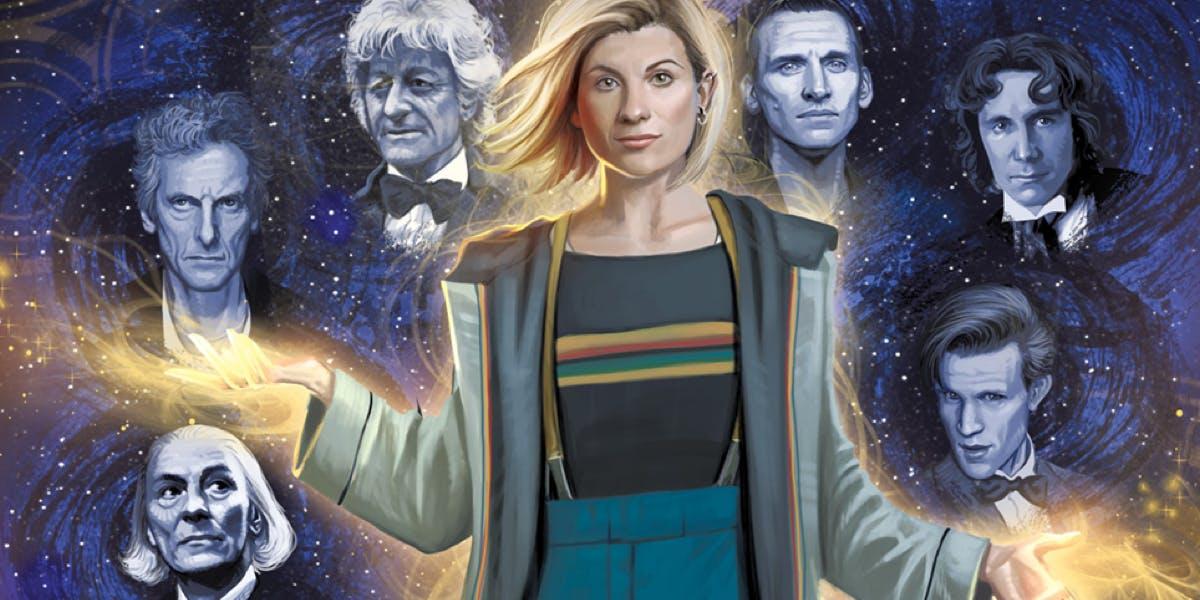 Get Doctor Who: The Thirteenth Doctor #1 and more!. Na HumbleBundle możesz wybrać jeden z kilku pakietów ebooków w języku angielskim. Czasem cena za najniższy pakiet to nawet 1 dolar. Oprócz tego możesz wesprzeć organizację charytatywną