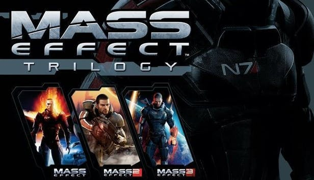 Buy Mass Effect™ Trilogy from the Humble Store