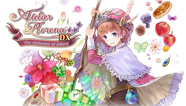 Buy Atelier Rorona ~The Alchemist of Arland~ DX from the Humble Store