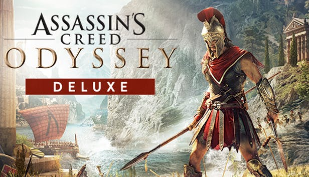 Buy Assassin S Creed Odyssey Deluxe Edition From The Humble Store