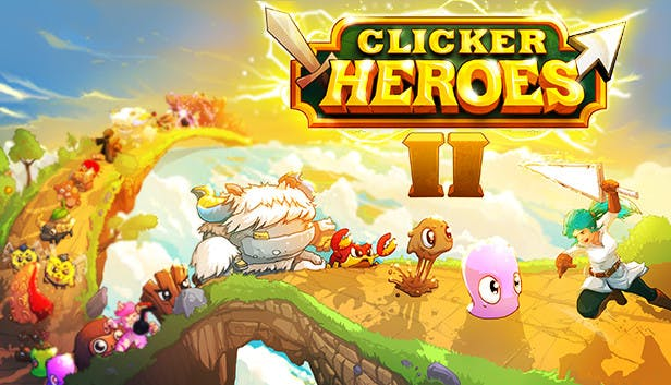 Buy Clicker Heroes 2 from the Humble Store