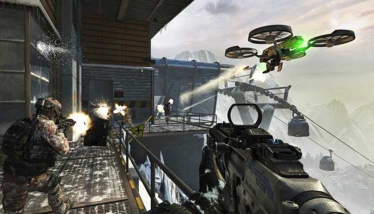 Buy Call of Duty®: Black Ops II - Revolution from the Humble Store