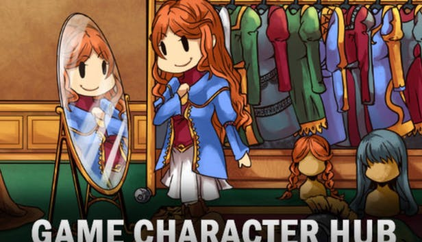 Buy Game Character Hub from the Humble Store