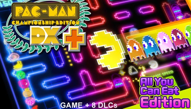 Buy PAC-MAN™ Championship Edition DX+ All You Can Eat ...