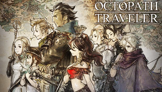 Buy OCTOPATH TRAVELER™ from the Humble Store