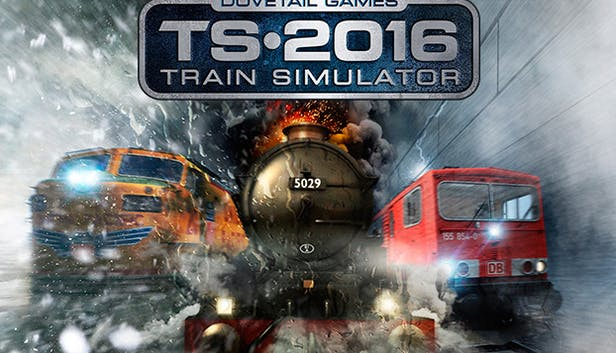 Buy Train Simulator 2016 from the Humble Store