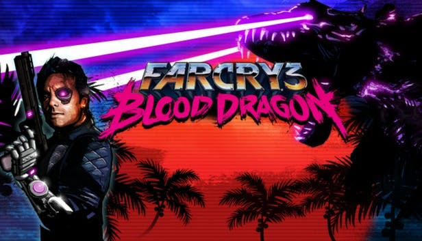 Buy Far Cry 3 Blood Dragon From The Humble Store And Save 70