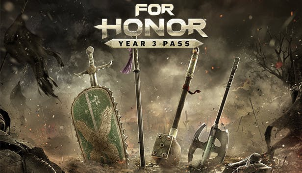 Buy FOR HONOR - Year 3 Pass from the Humble Store