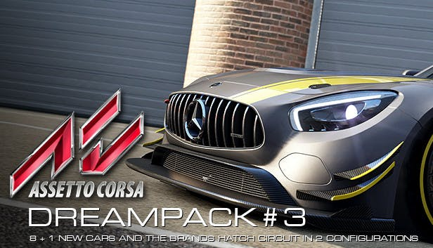 Buy Assetto Corsa - Dream Pack 3 from the Humble Store