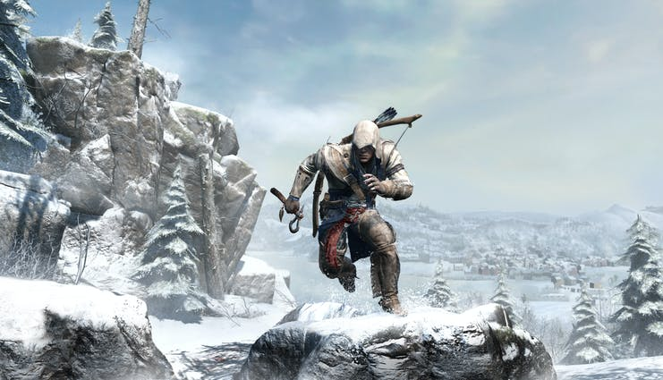 Buy Assassin's Creed® III Season Pass from the Humble Store