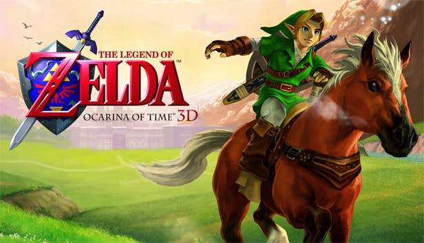 Buy The Legend of Zelda: Ocarina of Time 3D from the Humble Store