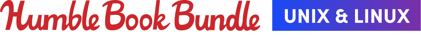 Humble Book Bundle: Unix & Linux by O'Reilly