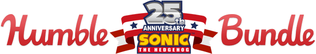 Humble Sonic 25th Anniversary Bundle