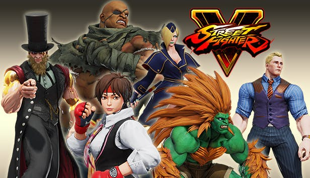 Buy Street Fighter V Season 3 Character Pass From The Humble Store