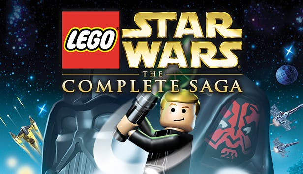 Buy Lego Star Wars The Complete Saga From The Humble Store