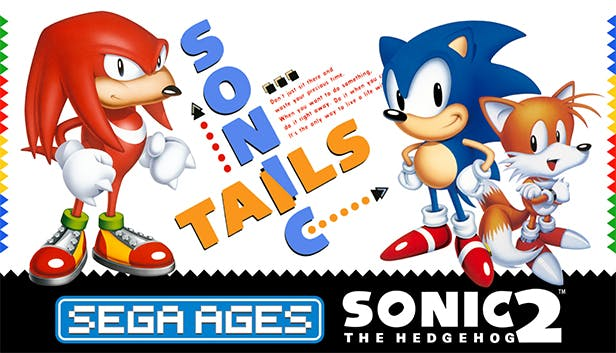 Buy Sega Ages Sonic The Hedgehog 2 From The Humble Store