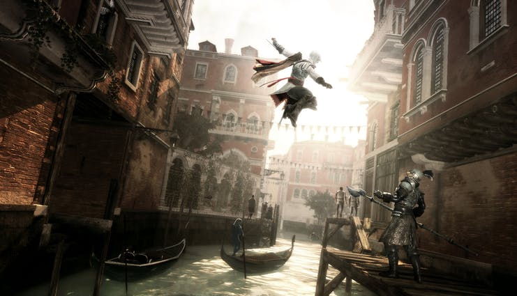 Buy Assassin's Creed® 2 Deluxe Edition from the Humble Store