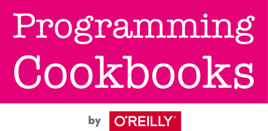 Humble Book Bundle: Programming Cookbooks by O'Reilly