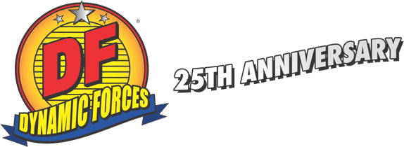 Humble Comics Bundle: Dynamic Forces 25th Anniversary