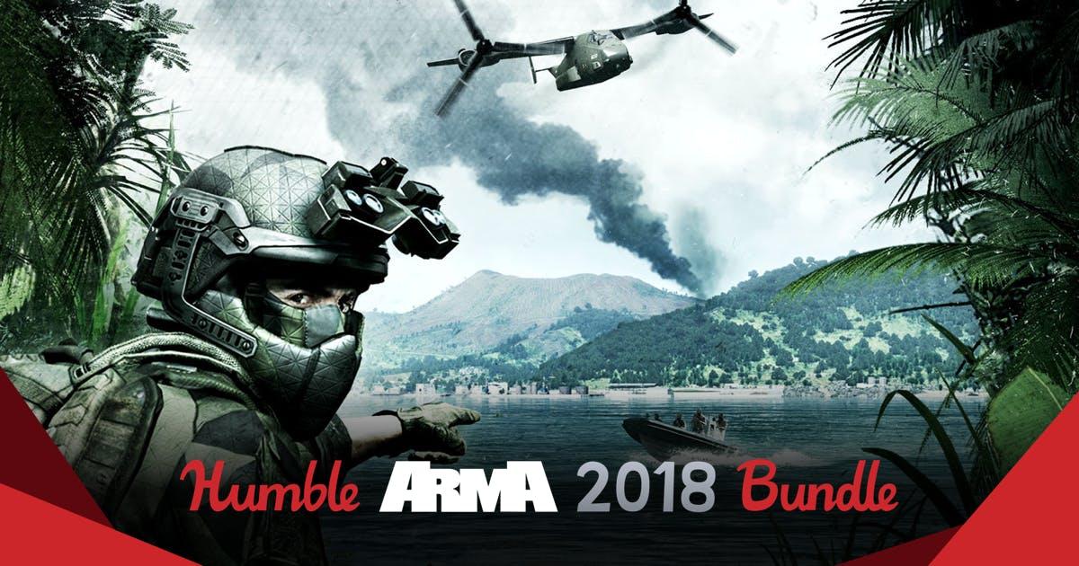 The Humble ARMA 2018 Bundle