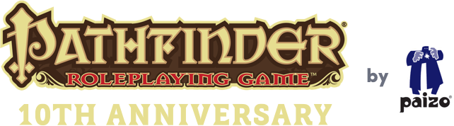 Humble RPG Book Bundle: Pathfinder 10th Anniversary by Paizo