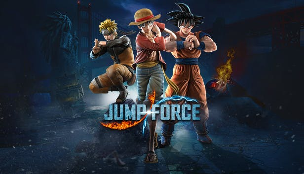 Image result for Jump Force
