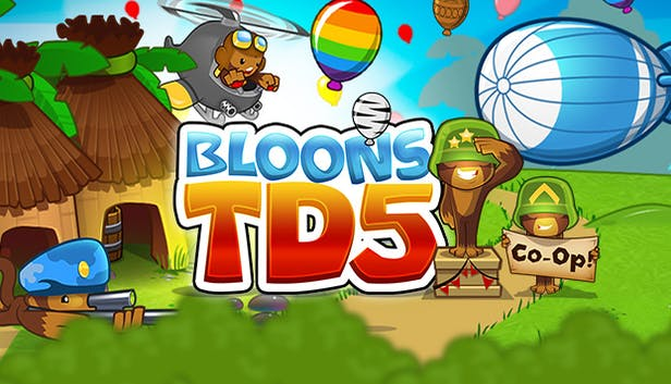 Buy Bloons TD 5 from the Humble Store