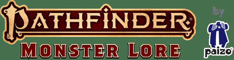 Humble RPG Book Bundle: Pathfinder Monster Lore by Paizo