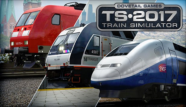 Buy Train Simulator 2017 from the Humble Store