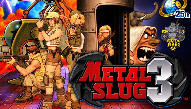 Buy METAL SLUG 3 from the Humble Store