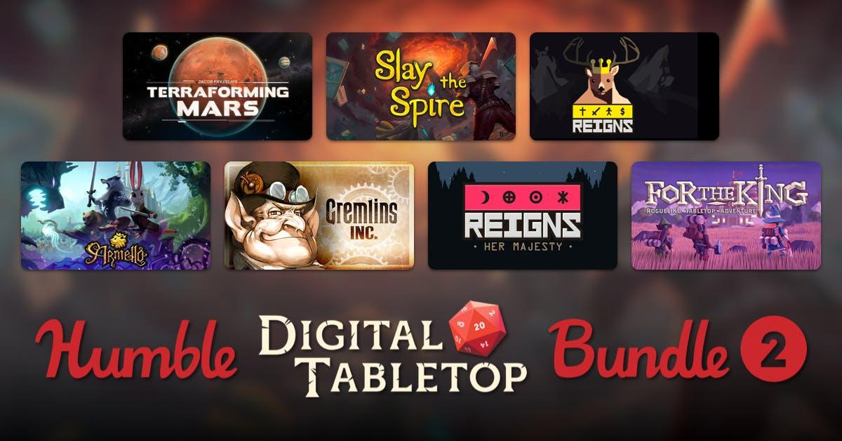 Resultado de imagen de digital tabletop 2 humble