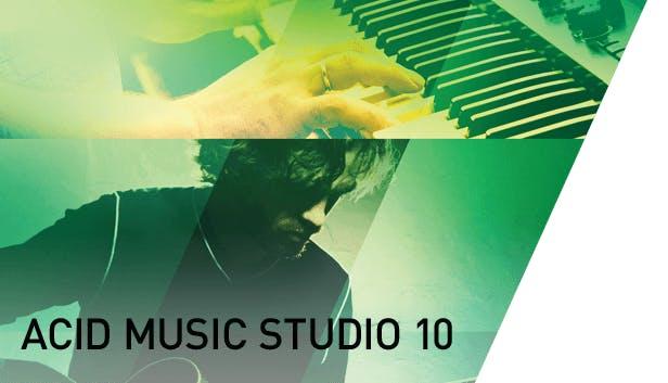 Acid Music Studio 10 For Sale
