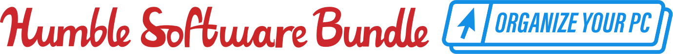 Humble Software Bundle: Organize Your PC