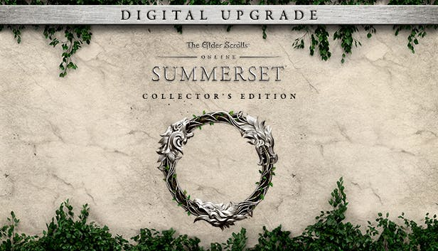 Buy The Elder Scrolls Online: Summerset Digital Collector's Edition Upgrade  from the Humble Store