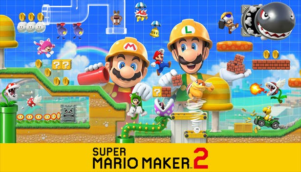 Image result for super mario maker