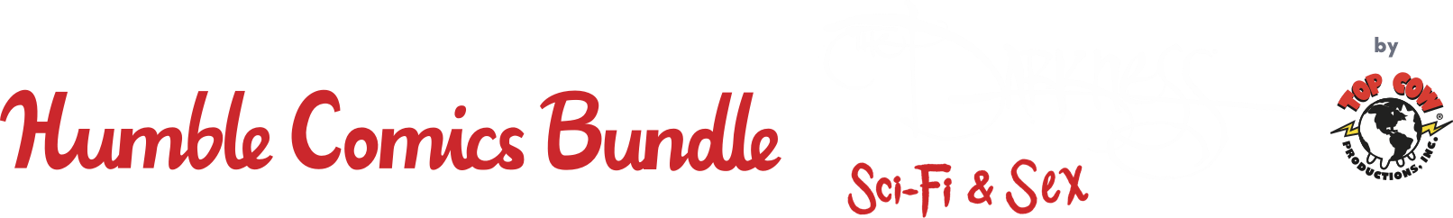 Humble Comics Bundle: The Darkness: Sci-fi & Sex by Top Cow