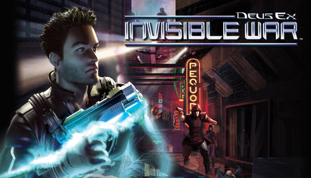 Buy Deus Ex: Invisible War from the Humble Store