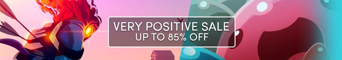 Very Positive Sale