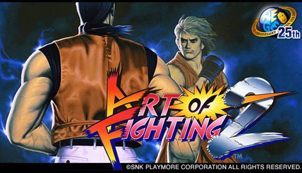 Buy Art Of Fighting 2 From The Humble Store