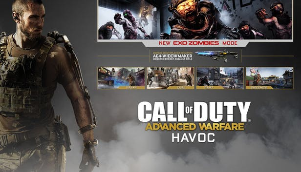 Buy Call of Duty®: Advanced Warfare - Havoc from the Humble Store Call Of Duty Advanced Warfare New Maps Release Date on