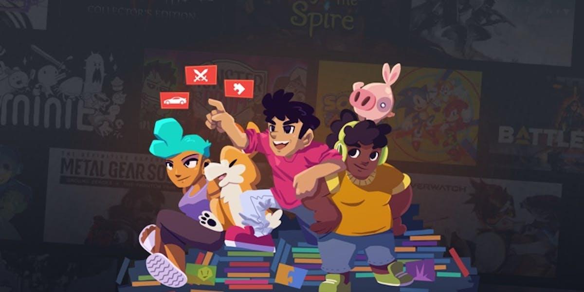 Choose from Frostpunk & The Rifts DLC and more!. Na HumbleBundle możesz wybrać jeden z kilku pakietów ebooków w języku angielskim. Czasem cena za najniższy pakiet to nawet 1 dolar. Oprócz tego możesz wesprzeć organizację charytatywną