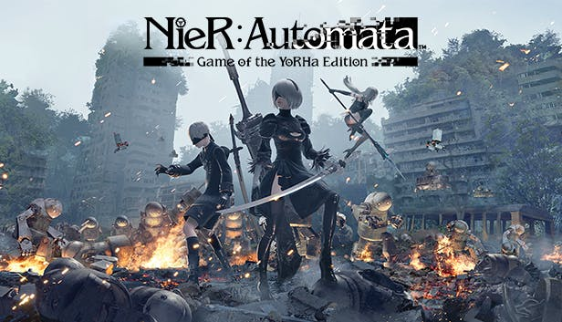 Resultado de imagen para NIER: AUTOMATA - GAME OF THE YORHA EDITION