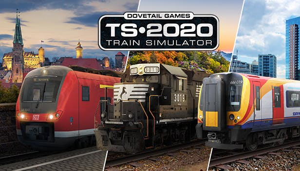 Humble Bundle Free Games 2020.Buy Train Simulator 2020 From The Humble Store