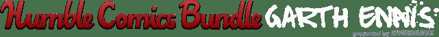 Humble Comics Bundle: Garth Ennis presented by Dynamite