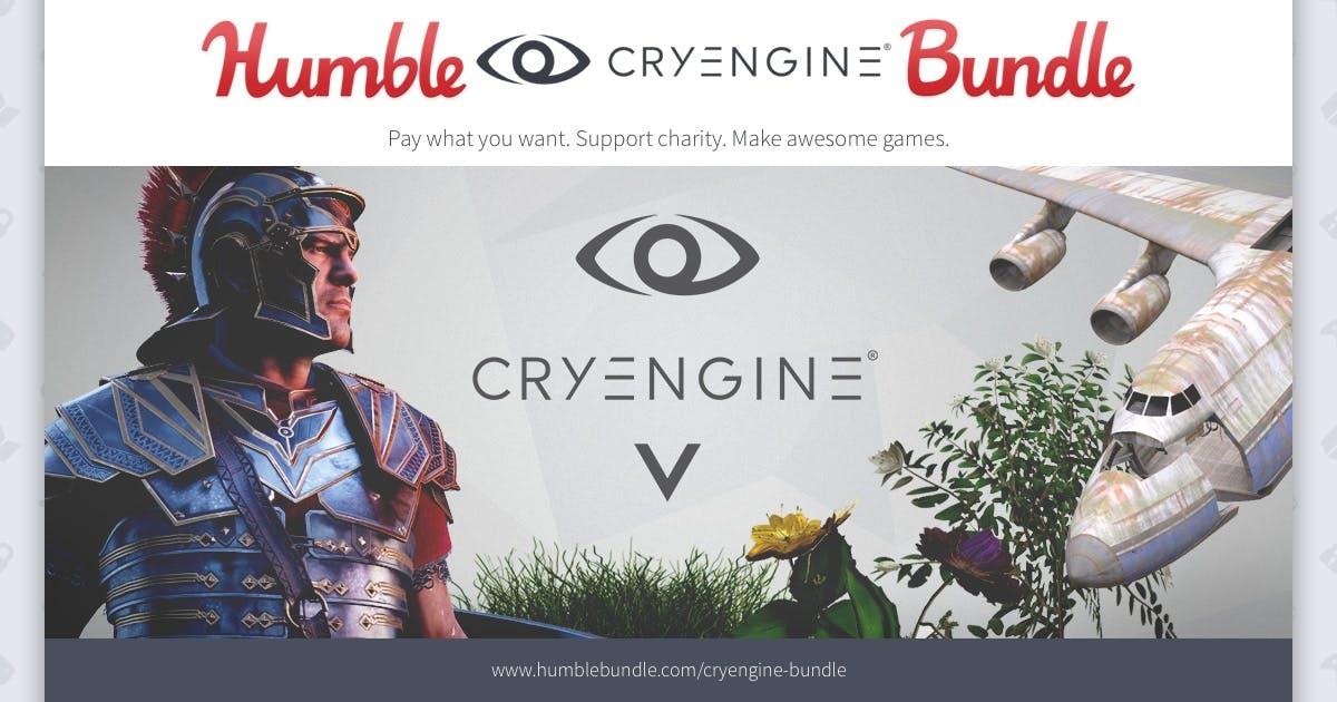 The Humble CRYENGINE Bundle