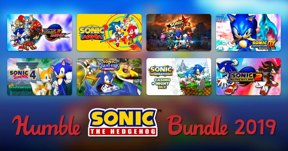 Humble Sonic Bundle 2019