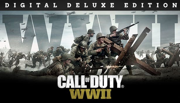 Buy Call of Duty®: WWII - Digital Deluxe from the Humble Store